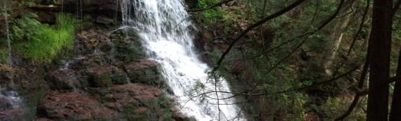 Ricketts Glen State Park, Benton PA