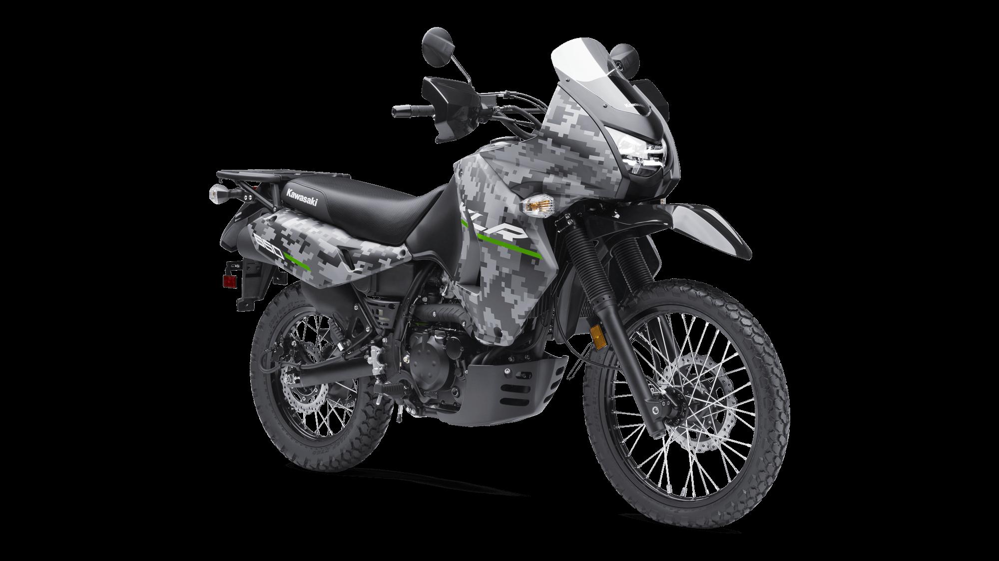 Kawasaki Klr Windscreen